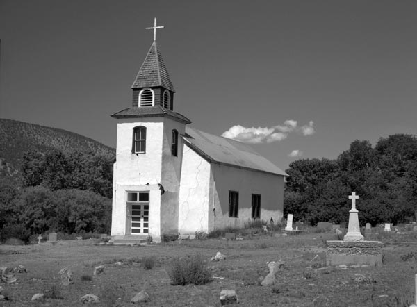 HondoHondo Valley Church, San Patricio, New Mexico