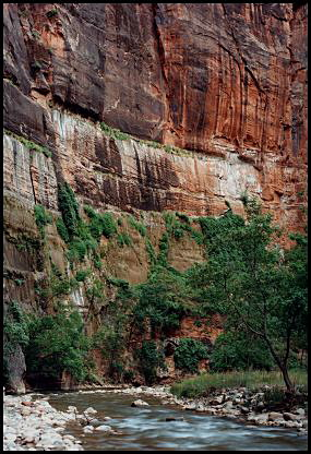 Virgin River and Wall